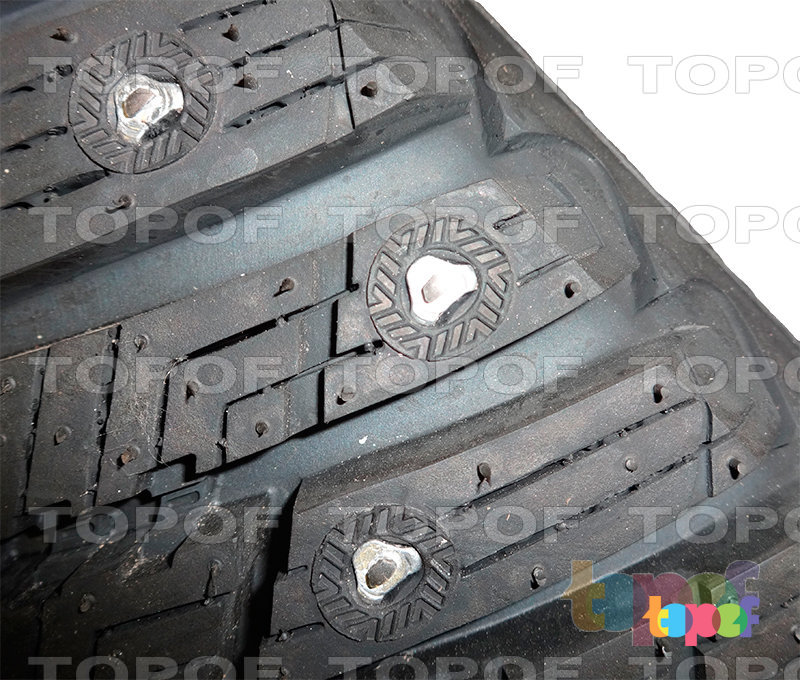 Шины Goodyear Ultra Grip Ice Arctic. Ламели и шипы