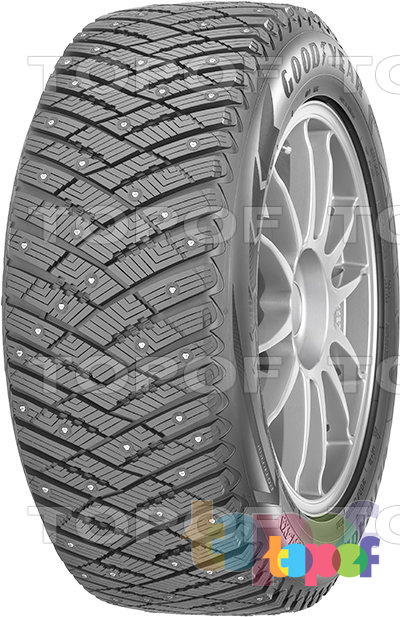 Шины Goodyear Ultra Grip Ice Arctic. Ultra Grip Ice Arctic SUV