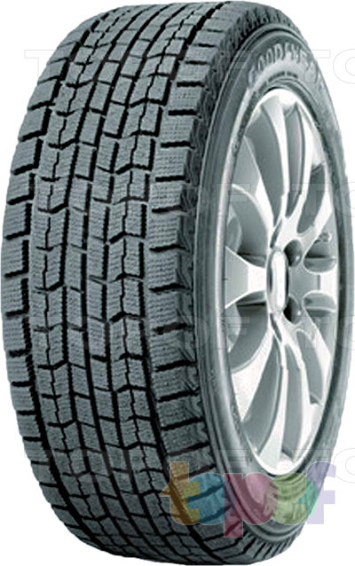 Шины Goodyear Ultra Grip Ice Navi Zea