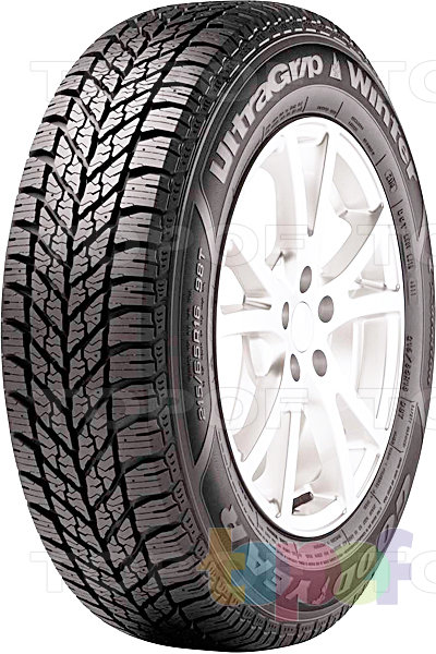 Шины Goodyear Ultra Grip Winter