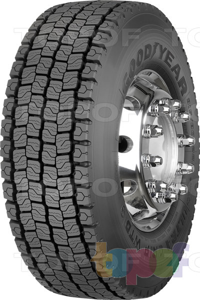 Шины Goodyear Ultra Grip WTD