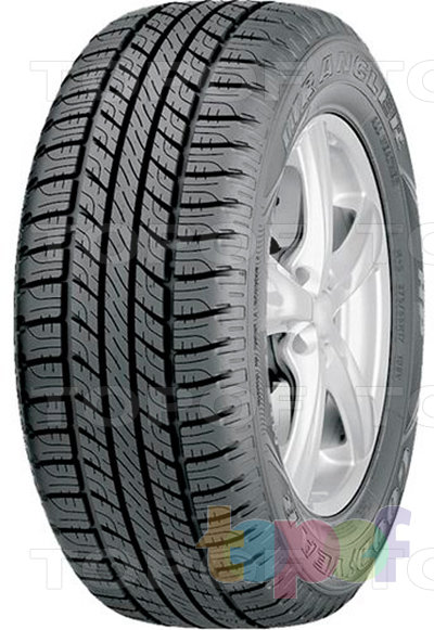 Шины Goodyear Wrangler HP (All Weather)