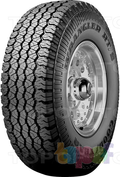 Шины Goodyear Wrangler RT/S