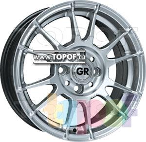Колесные диски GR EN055. Изображение модели #1