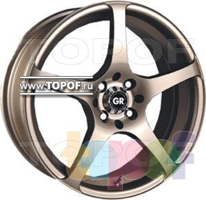 Колесные диски GR HS80. Изображение модели #1