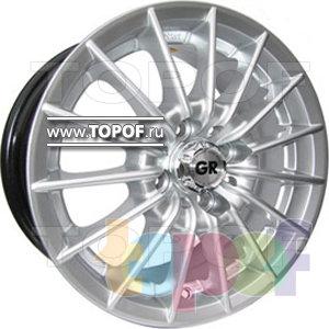 Колесные диски GR T145. Изображение модели #1
