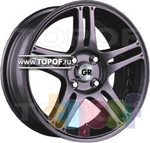 Колесные диски GR W790. Изображение модели #1