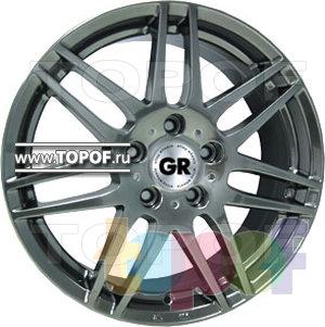 Колесные диски GR W895. Изображение модели #1