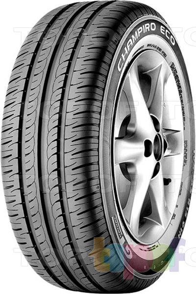 Шины GT Radial Champiro Eco 185/65R15 88H