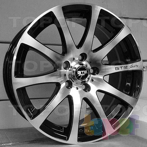 Колесные диски GTR Sport 0002