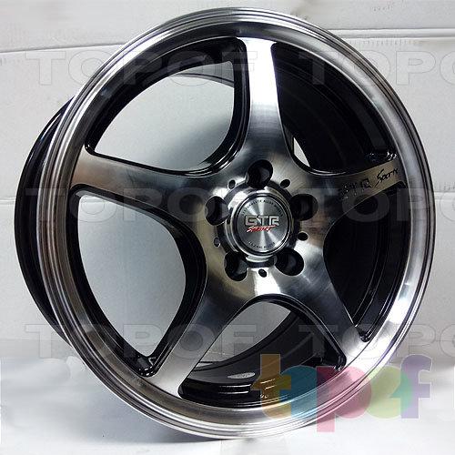 Колесные диски GTR Sport 5052