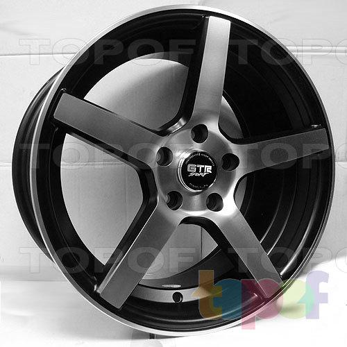 Колесные диски GTR Sport 5109