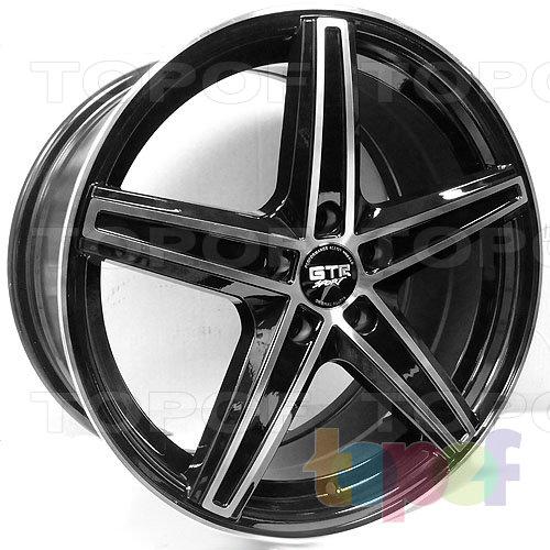 Колесные диски GTR Sport 5206