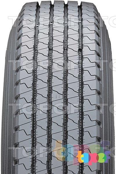 Шины Hankook AH11. Продольные канавки