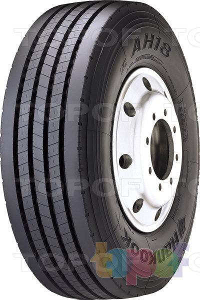 Шины Hankook AH18. Всесезонная шина для грузового автомобиля