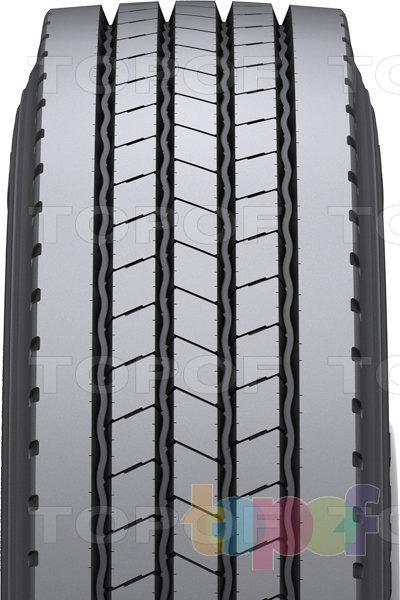 Шины Hankook AH22+. Рисунок протектора