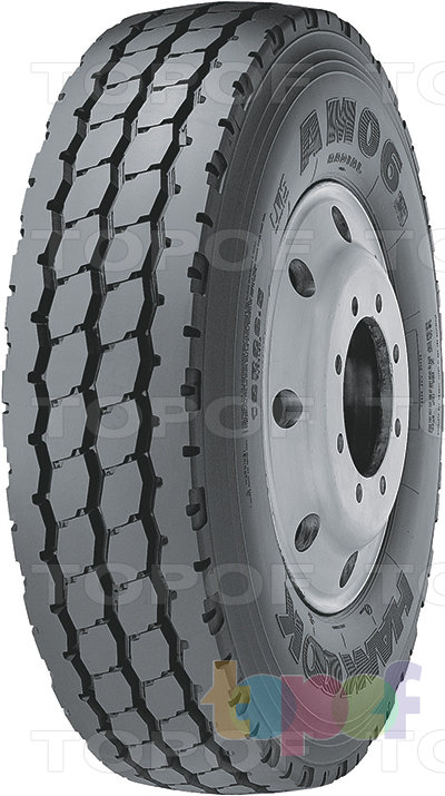 Шины Hankook AM06