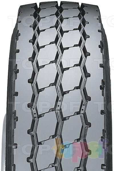 Шины Hankook AM06. Канавки на поверхности протектора