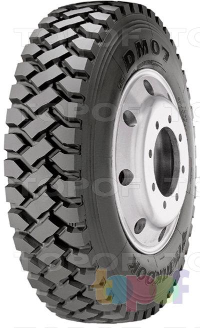 Шины Hankook DM07. Универсальная шина для грузового автомобиля