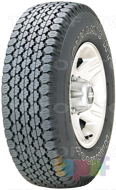 Шины Hankook Dynamic HT RH01