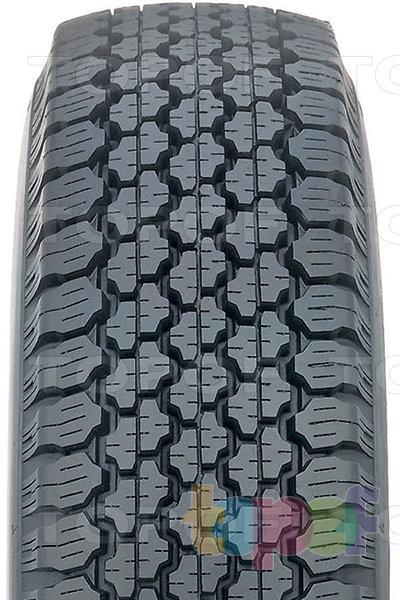 Шины Hankook Dynamic HT RH01. Рисунок протектора