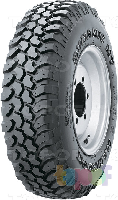Шины Hankook Dynamic MT RT01. Изображение модели #1