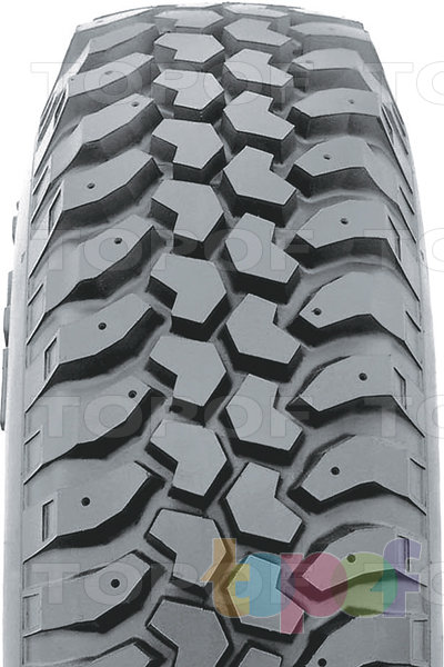 Шины Hankook Dynamic MT RT01. Изображение модели #2