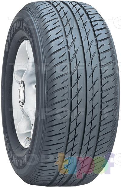 Шины Hankook Dynamic RA03