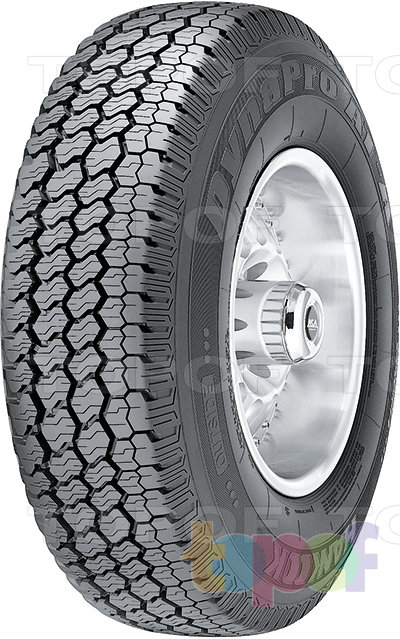 Шины Hankook Dynapro AT-A RF09