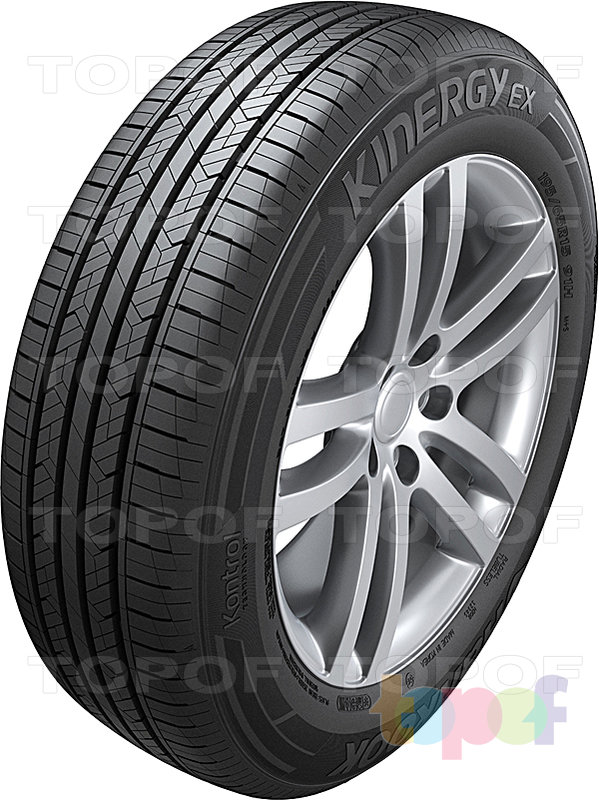 Шины Hankook Kinergy Ex H308. Изображение модели #4