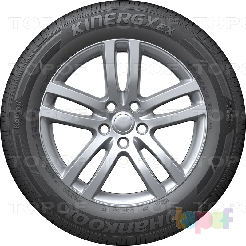 Шины Hankook Kinergy Ex H308. Изображение модели #5