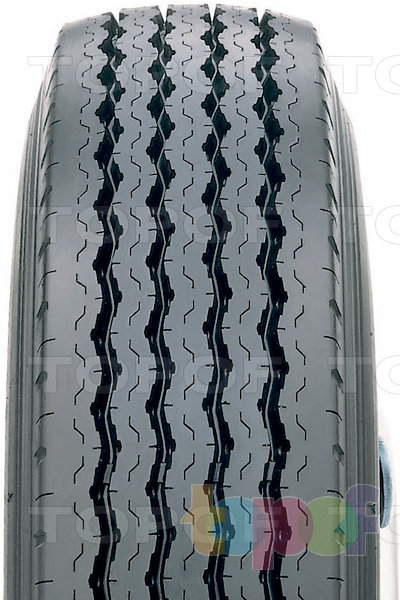 Шины Hankook Maxi Vantage F19. Зигзагообразные канавки