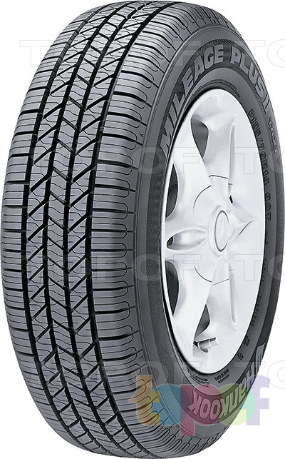 Шины Hankook Mileage Plus II H725