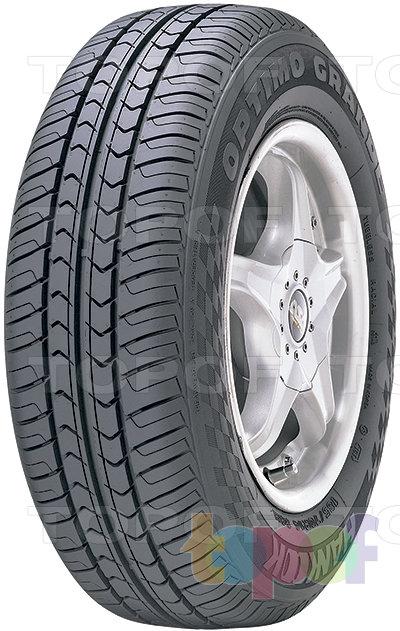 Шины Hankook Optimo Grande K411. Летняя шина для легкового автомобиля