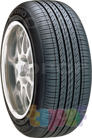 Шины Hankook Optimo H426. Плечевая часть шины