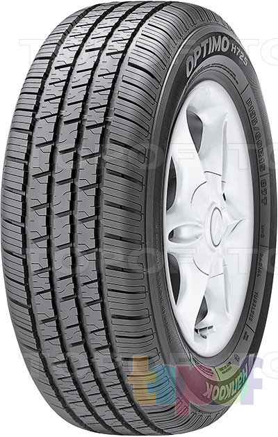 Шины Hankook Optimo H725