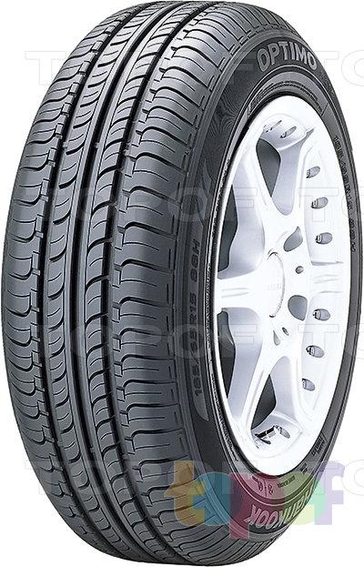 Шины Hankook Optimo K415. Летняя дождевая шина