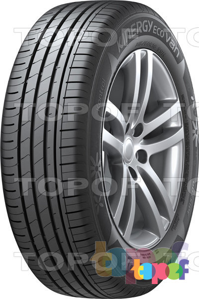Шины Hankook Optimo K425 Kinergy Eco Van. Изображение модели #1