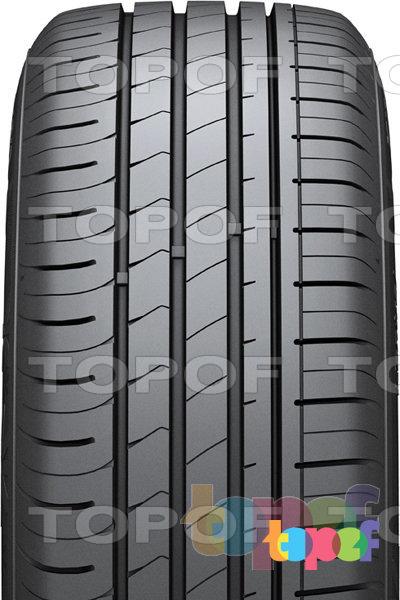Шины Hankook Optimo K425 Kinergy Eco Van. Фронтальный вид