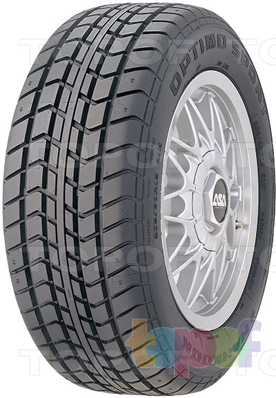 Шины Hankook Optimo Sport 856