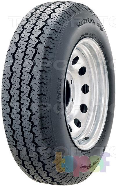 Шины Hankook Radial 819. Дорожная шина для легкогрузового автомобиля