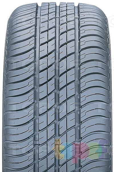Шины Hankook Radial H406. 3 продольные канавки