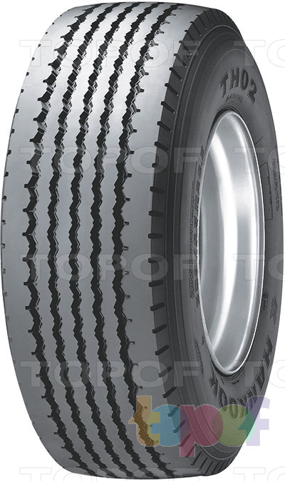 Шины Hankook TH02