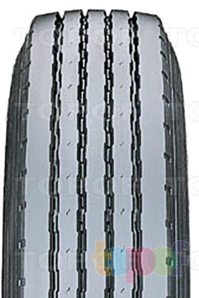 Шины Hankook TH15. Продольные канавки на протекторе