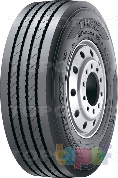 Шины Hankook TH22. Дорожная шина для грузоика