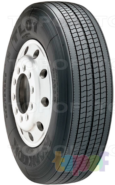 Шины Hankook TL01. Дорожная шина для грузового автомобиля