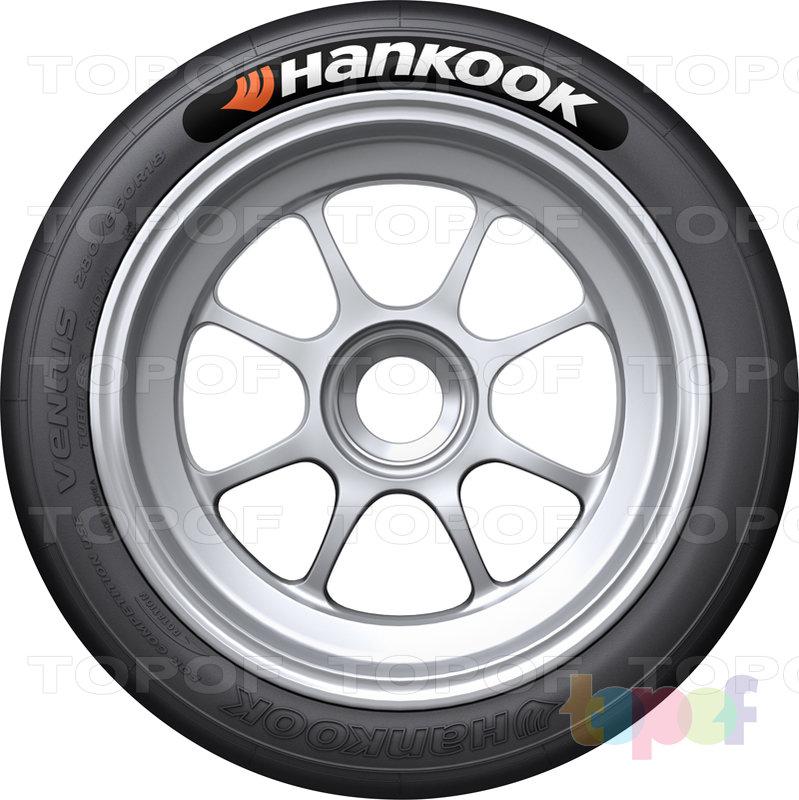 Шины Hankook Ventus F200. Боковая стенка