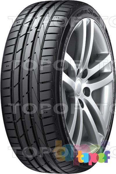 Шины Hankook Ventus S1 evo2 K117. Летняя шина для легкового автомобиля