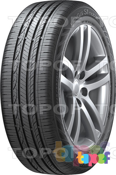 Шины Hankook Ventus S1 noble2 plus H452D. Изображение модели #1
