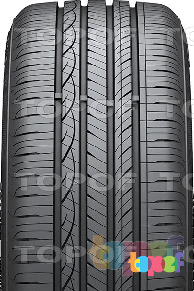 Шины Hankook Ventus S1 noble2 plus H452D. Изображение модели #2
